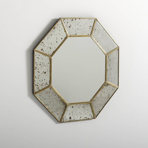 Yawara Hexagonal Mirror