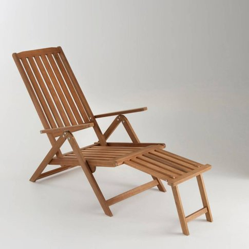 Acacia 5-Position Sun Lounger