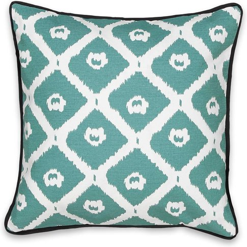 BAYAC Ink Dot Print Cushion Cover