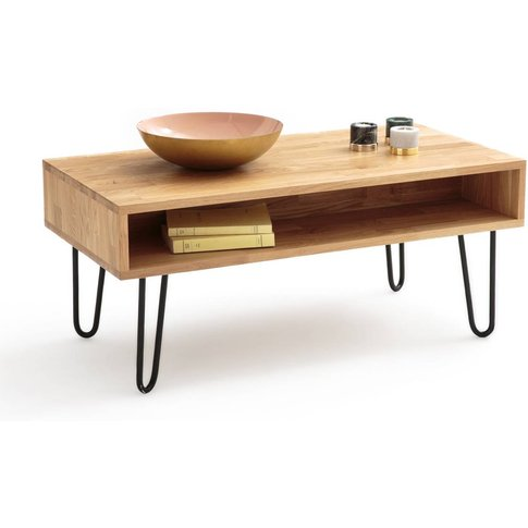 Adza Solid Oak Coffee Table