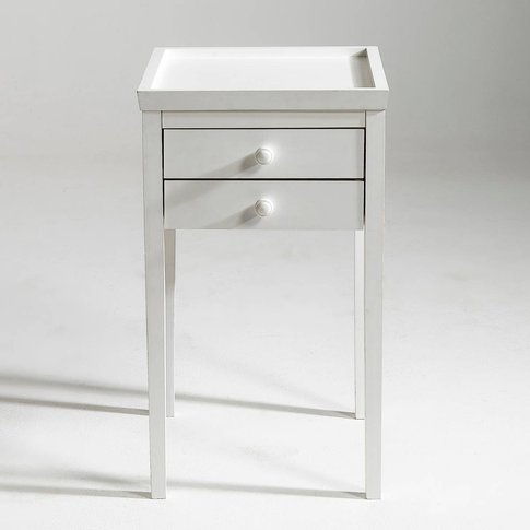 Alex Bedside Table In 3 Finishes