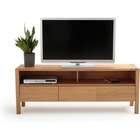 Adélita Solid Oak Tv Unit