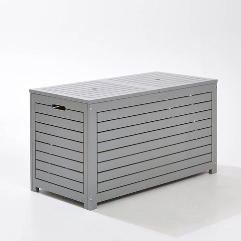 Outdoor Acacia Rectangular Storage Box