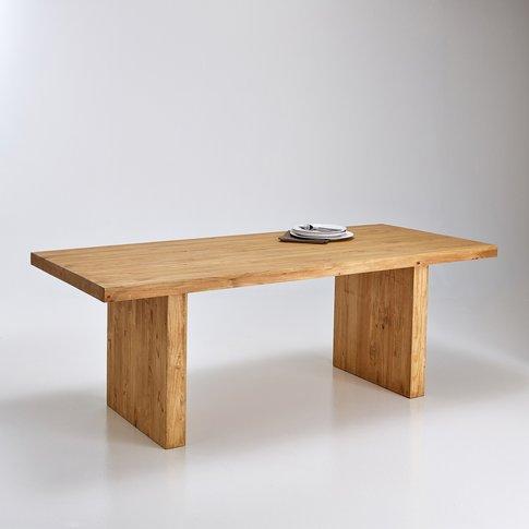 Malu Pine Dining Table (Seats 6-8)
