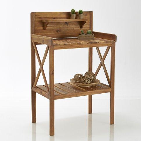 Acacia Garden Console Table