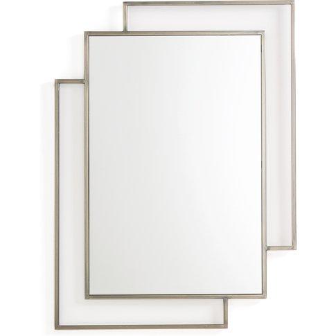 Iodus Brass Mirror