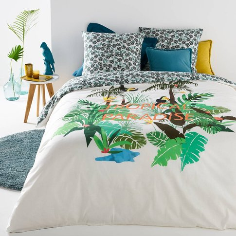 Welcome To The Jungle Printed Duvet Cover