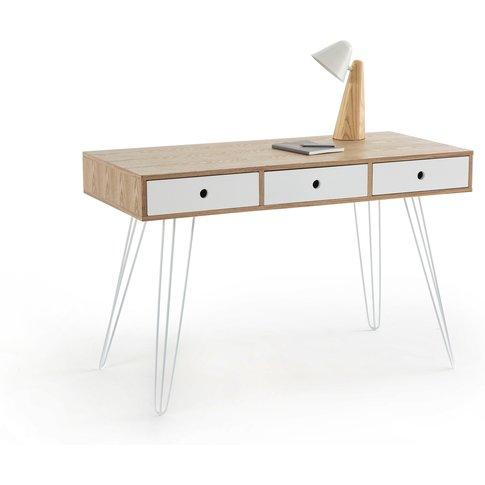 Biface 3-Drawer Desk