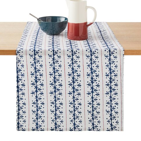 MARILOU Cotton / Linen Mix Table Runner