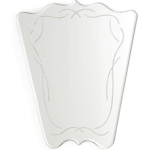 Vilto Engraved-Effect Mirror