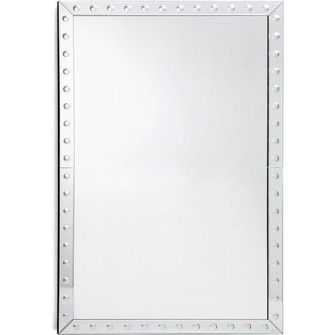 Roxane Rectangular Mirror, H110cm