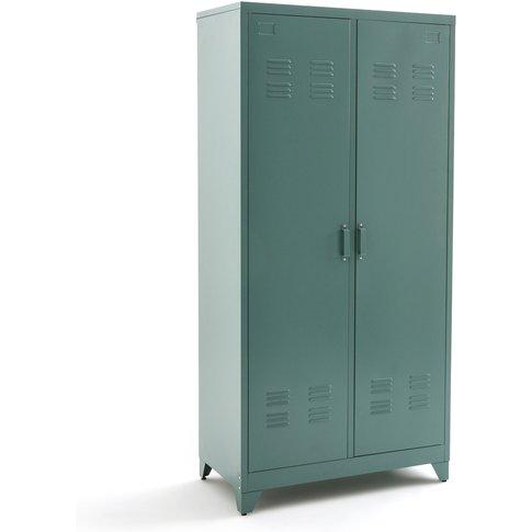 Hiba 2-Door Metal Locker Cabinet