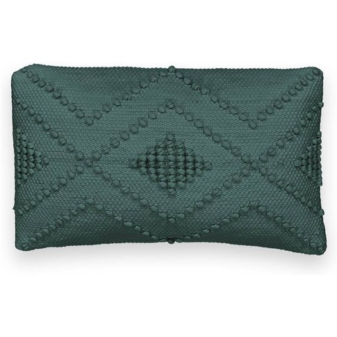 Volos Chunky Woven Cotton Cushion Cover