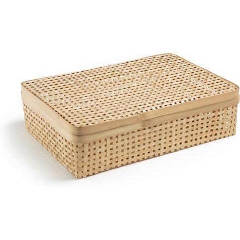 Syramu Bamboo Storage Box