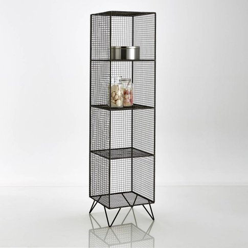 Arã©Glo Metal Wire Shelving Unit