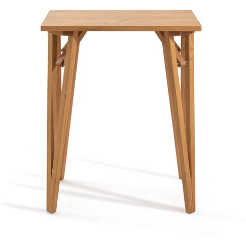 Tsitsi Solid Oak Bedside Table