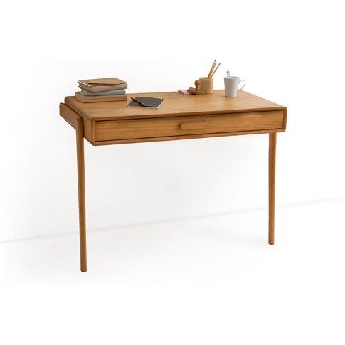 Colas Vintage Pine Console Desk