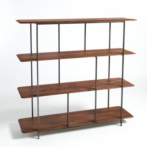 Jacobson Walnut Bookcase