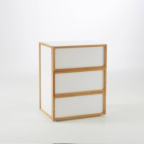 Compo Storage Unit with 3 Drawers