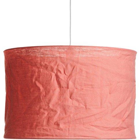 Baulin Crinkled Linen Lampshade