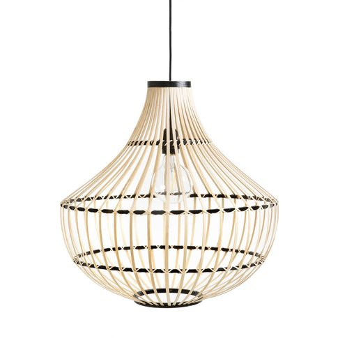 Ilga Bamboo Pendant Shade