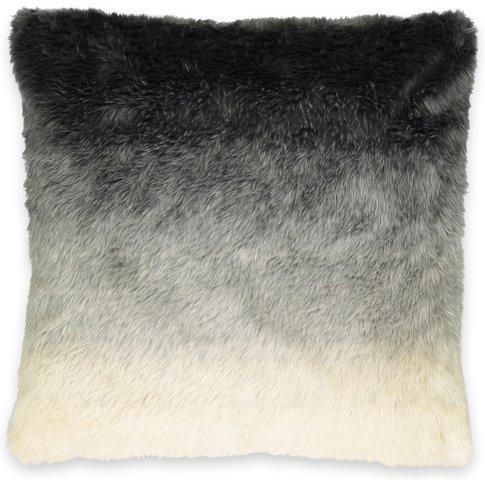Amal Faux Fur Cushion Cover