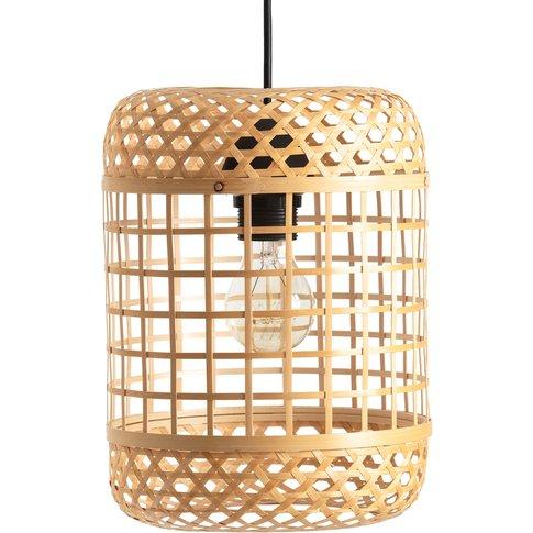 Cordo Birdcage-Style Bamboo Pendant Shade