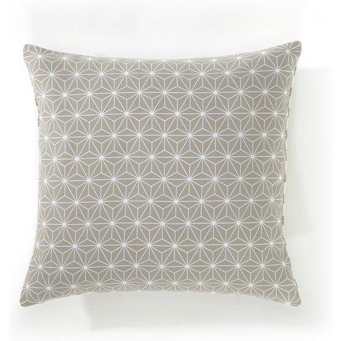 Lozange Printed Cotton Cushion Cover