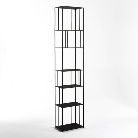 Paralell Xl Metal Bookcase