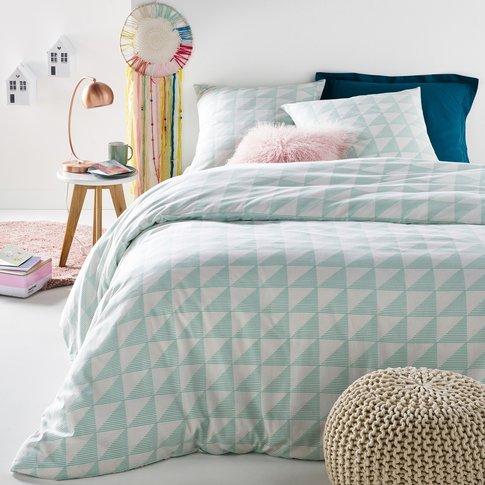 Vinkel Duvet Cover and Pillowcase Set