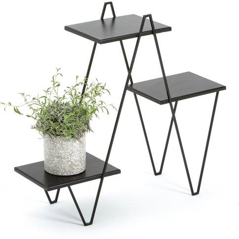 Hiba Planter Shelf Unit