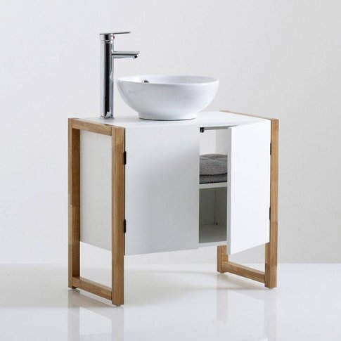COMPO Scandi-Style Bathroom Vanity Unit