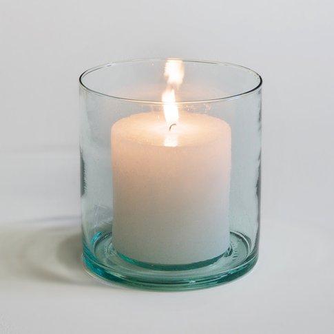 Gimani Glass Candle Holder