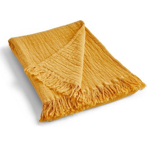 Aska Plain Cotton Gauze Blanket