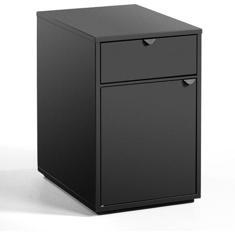 Angus Metal Pedestal Storage Unit