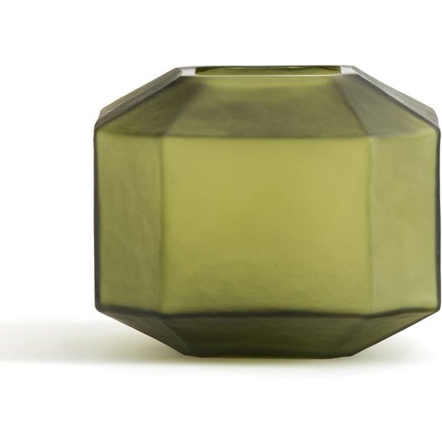Wele Frosted Glass Vase