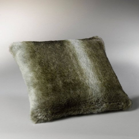 Bazso Faux Fur Cushion Cover