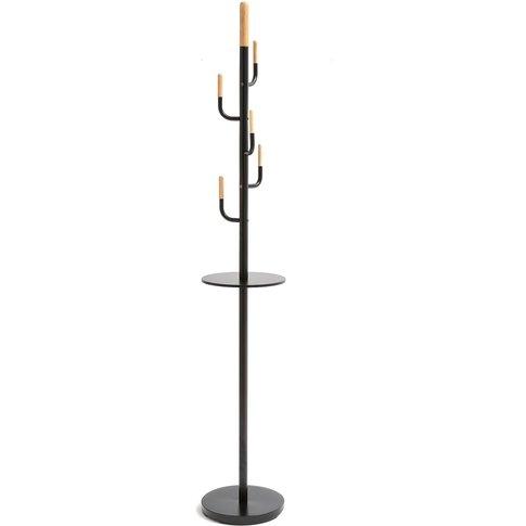 CACTUS Metal & Wood Coat Stand
