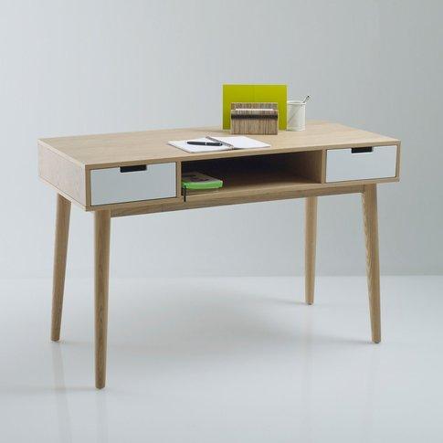 JIMI Vintage 2 Drawer Desk