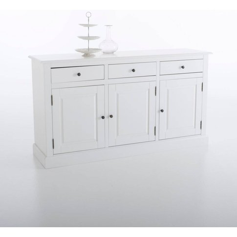 Authentic Style 3 Cupboard 3 Drawers Sideboard