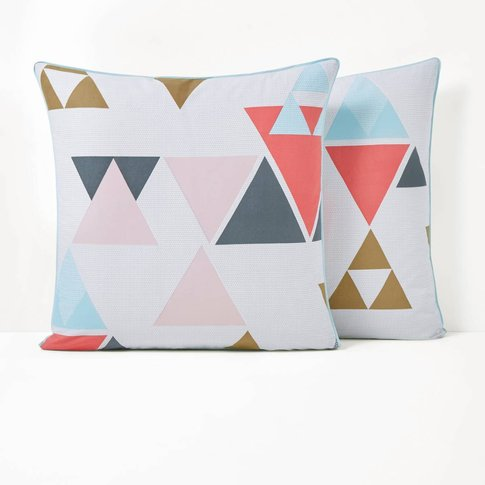 Hilora Square Pillowcase