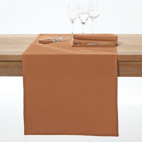 SCENARIO Stain Resistant Cotton Table Runner