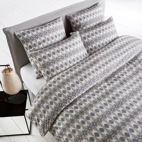 Aroun & Amba Gris By V. Duvet Cover