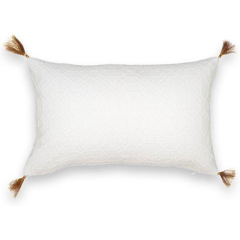 Herselo Jacquard Cushion Cover