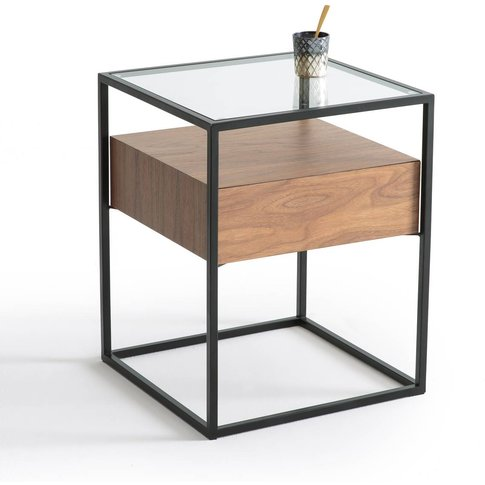 Agura 1-Drawer Bedside Table