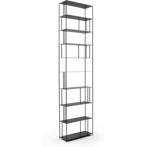 Parallel Xxl Metal Bookcase
