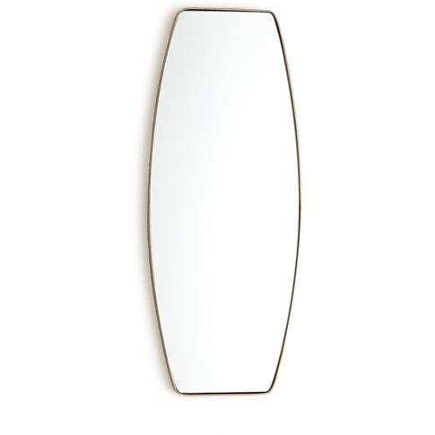 Tatur Aged Brass Mirror