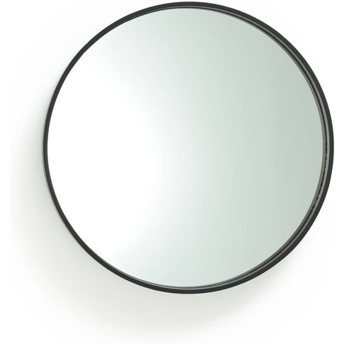 Alaria Round Mirror