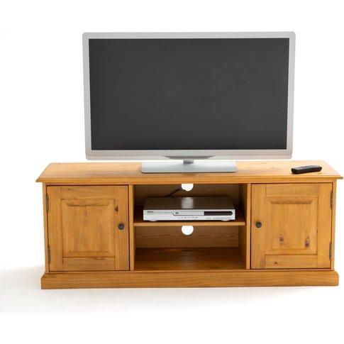Authentic Pine Tv Unit