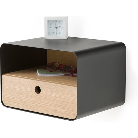 Jimi Wall-Mounted Bedside Table